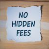 getvan's charges no hidden fees