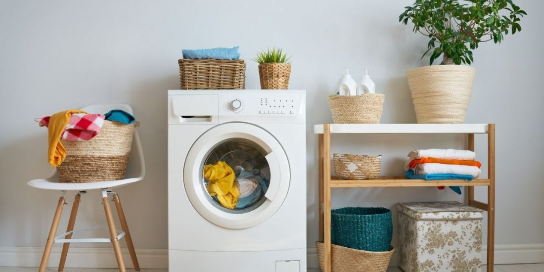 Move-a-washing-machine-by-yourself