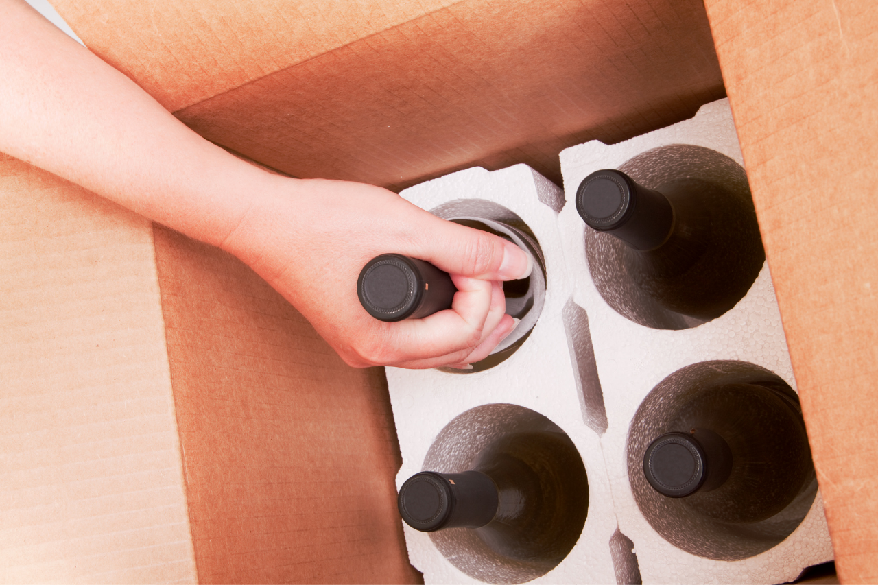 Wine Delivery feature image